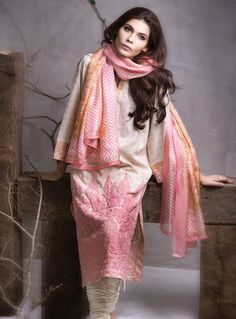 Sana Safinaz Spring Collection 2015