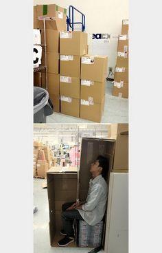 logistics never rests