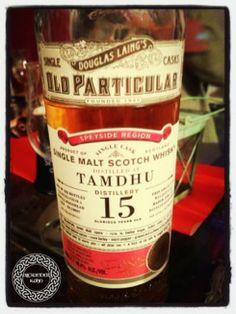 Old Particular Tamdhu 15yo 48.4%