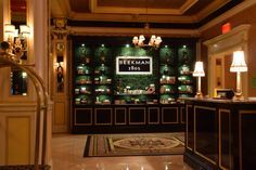 Beekman 1802 Holiday Pop-up in Boston