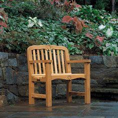 Kingsley-Bate Sea Island Garden Armchair