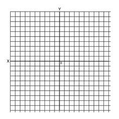 Classic Graph Paper  Sq  Red  Graph Paper