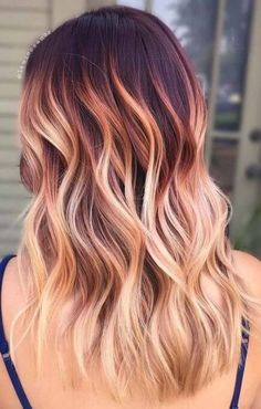 Long-hair Ideas to Try now 99 Classy Ombre Hair Color Ideas to Try now Of 93 Awesome Long-hair Ideas to Try in 2020 Grey Balayage, Balayage Straight, Balayage Hair, Fall Hair Colors, Hair Color For Black Hair, Brown Hair, Ombre Hair With Color, Hair Color For Spring, Highlights For Red Hair