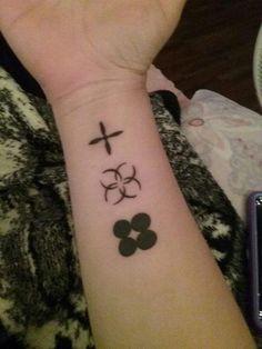 Kpop Tattoos, Army Tattoos, Korean Tattoos, Mini Tattoos, Body Art Tattoos, Tatoos, Bts Wings, Piercing Tattoo, Future Tattoos