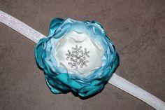 Frozen Headband - Princess Elsa Headband - Snowflake Headband - Couture Headband - Cinderella Headband by harlowsblooms on Etsy https://www.etsy.com/listing/192228148/frozen-headband-princess-elsa-headband
