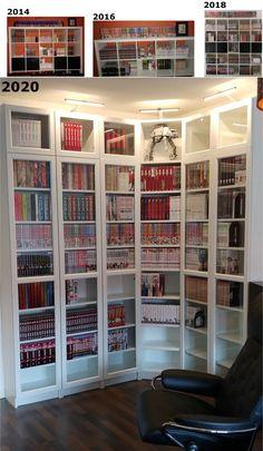 Cute Room Ideas, Cute Room Decor, Awesome Bedrooms, Cool Rooms, Room Ideas Bedroom, Bedroom Decor, Army Room Decor, Geek Room, Home Library Design