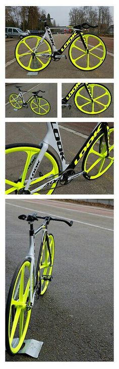 Dream bike and the best colourful Velo Design, Bicycle Design, Road Bikes, Cycling Bikes, Bicycle Quotes, Road Mountain Bike, Push Bikes, Speed Bike, Fixed Gear Bike