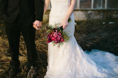 Winter Shoot | Rose and Blossom Wedding and Floral Events Designers