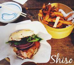Go Eat | My favorite places in Berlin Restaurant Burger Shiso Burger