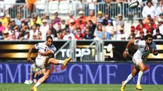 Luke McAlister ASM/ST Demi finale 2014/2015 Top 14, Rugby, Coaching, Buts, Maxime, Ballon, Running, Sports, Racing
