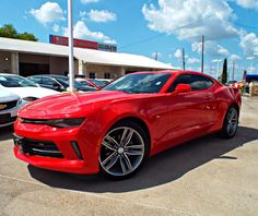 2016 #Chevrolet #Camaro #RS Appearance Package