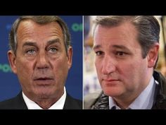 Cruz Responds To Boehner's Attacks By Revealing Incident In Obamacare Battle