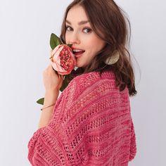 FABIA jakke i Phil Nature Addi Knitting Needles, Knitting Yarn, Dress Gloves, Dress Hats, Ravelry, Capes & Ponchos, Paintbox Yarn, Yarn Brands, Knitting For Beginners