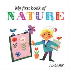 My first book of Nature is a robust, wipeable board book with rounded corners. Its vibrant pictures and large, bold text will make learning about the natural world around them fun and absorbing for young children and toddlers.