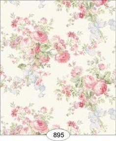 Rose Floral - Pink