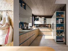 La cucina Start-Time.GO di Lisa | Veneta Cucine | cucine ...