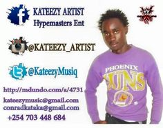 "Kateezy a.k.a Conrad Kataka is a Kenyan-Nairobi based singer/songwritter   born on 14/04/1994. Brother to Beat Ya Cedar(Cedric) Rudebuoy(Davis)   Rosebella and Charlotte. All active in the music industry.  The name Kateezy means ""Kataka is easy"" which was derived from his second   name years ago.  Started his music in the year 2009 Mobeats Ent and recorded the first track.   Later joined Hypemasters Ent where he participated in varous riddims namely   Tap Ot Riddim Clean Up Riddim Scotland…"