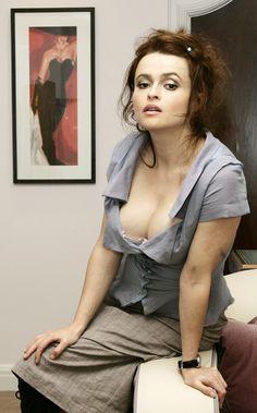 Helena Bonham Carter...so beautiful yet so eccentric