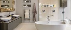 C.P. Hart | Contemporary Bathrooms, London | The Art of Bespoke