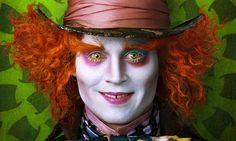 Mad Hatter - Tim Burton's Alice in Wonderland - 2012 - Jonny Depp