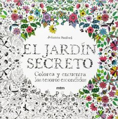 Descargar El Jardin Secreto De Johanna Basfotd PDF EPub Kindle EBook Secret Garden Coloring BookTwitterColoring