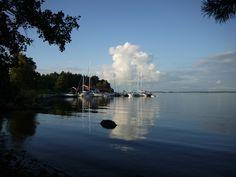 Helsingholmen Archipelago, Finland, Denmark, Norway, Sailing, Clouds, River, Outdoor, Candle