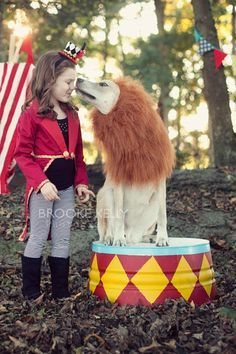 Brooke Kelly Photography: Averie Grace, 5 years: Circus Photo Shoot {Smyrna, TN Photographer}
