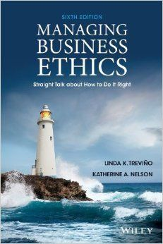 Test bank for business ethics a textbook with cases 8th edition by test bank managing business ethics straight talk about how to do it right 6th edition by fandeluxe Gallery