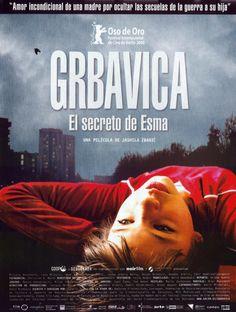 El secreto de Esma (Grbavica) (2006) Bosnia e Hercegovina. Drama. Familia. Feminismo. Guerra de Bosnia - DVD CINE 1545