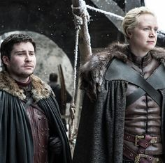Pod and Brienne