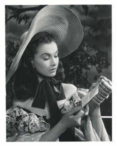 Vivien Leigh Gone with The Wind 8x10 Copy Photo G22775 | eBay