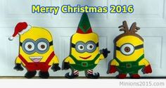 Today Minions Сhristmas lmages (11:58:08 PM, Friday 18, December 2015 PST) – 30 pics