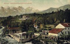 Regia Piscicoltura di Fisterre Belluno - Dolomites, province of Belluno, Veneto, Northern Italy
