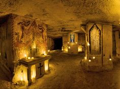 valkenburg - grotten