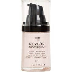 Revlon Photo Ready Color Correcting Primer Revlon Photo Ready Perfecting Primer – Musings of a Muse Best Drugstore Primer, Best Primer, Drugstore Makeup, Primer For Dry Skin, Face Primer, Dewy Skin, Flawless Skin, Color Correcting Primer, Makeup Products