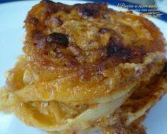 Nidi di tagliatelle al forno   http://www.pastaenonsolo.it/nidi-di-tagliatelle-al-forno/