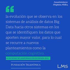 evolucion big data a