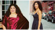 Opera singer Jennifer Balsamian went from chorus girl to leading lady when she shed a bunch of weight. #loseweight #successstories