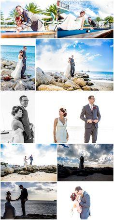 Bartlett Pair Photography - Sandals Antigua Destination Wedding Photography - Beach Bride and Groom Portraits