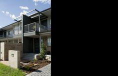 Newcastle Road, Wallsend by Webber Architects (Newcastle AUS) #architecture #residentialarchitecture #multiunitresidential #buildingdesign #facade