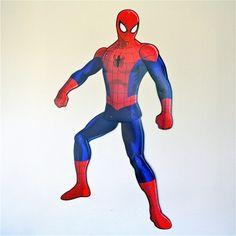 ADORNO SPIDER MAN - Spiderman - NIÑOS - Fiestas Infantiles