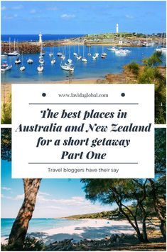 We have asked some travellers to tell us the best places in Australia and New Zealand to spend a few days. See where they chose. Travel in Oceania. #topusplacestotravel
