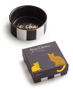 Chat Cat Bowl