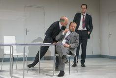 Burgtheater - Professor Bernhardi - 16. April 2011
