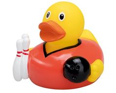 Rubber duck bowling DR