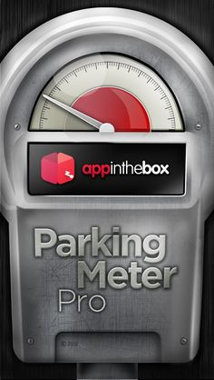 Parking Meter Pro on App Store:   Parking Meter Pro is the fastest 1 click super easy to use parking assistant for the iPhone. Never get another parking ticket or forget where you parked with this super useful gorgeous app. HOW IT WORKS Simply click your time limit then you are off to your appointment. The timer will s...  Developer: AppInTheBox  Download at http://ift.tt/1qNfSFj