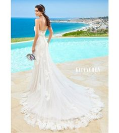Kitty Chen Spring 2016 Style K1617 Kayla - Bridal Dresses