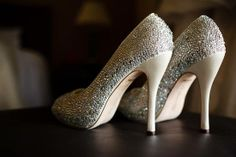 #This girl's wedding shoes rocked... i want some!