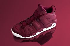 Nike Air More Uptempo 'Night Maroon' Shock Dropped & Sold Out - EU Kicks: Sneaker Magazine