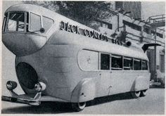 Jack Conrads Band Bus                                                                                                                                                                                 More
